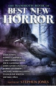 Best New Horror cover