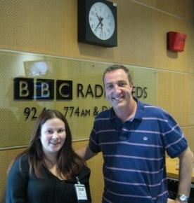Radio Leeds - with Adam Pope
