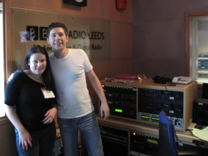Radio Leeds - with Wes